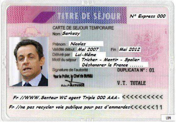 Moi, Nicolas Sarkozy, je porte toute la responsabilité de cette défaite (Pathé Guèye)