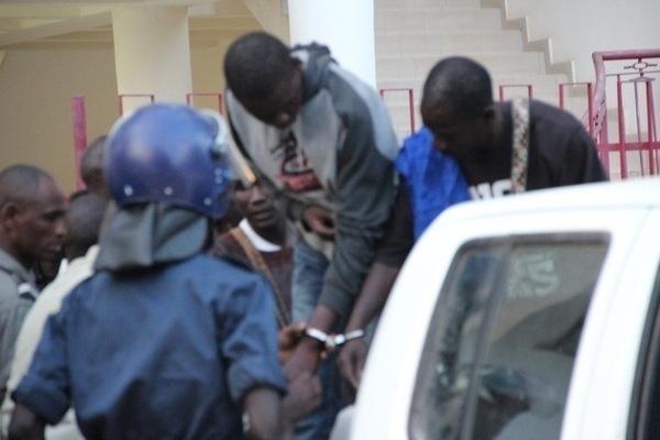 43 thiantacounes passent à la maison d'arrêt de Kaolack.