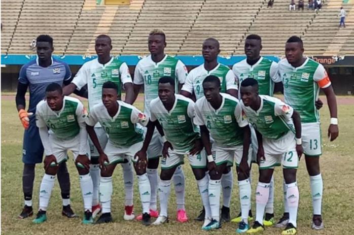 5ème journée Ligue 1 : Quatrième revers des Goréens qui s'inclinent devant le Jaraaf (1-0)