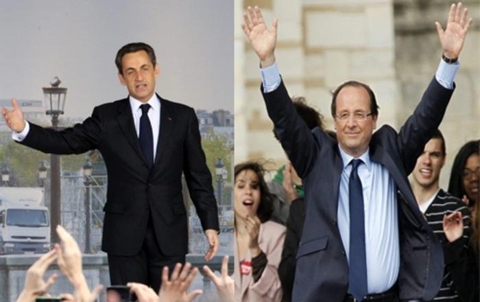 Sénégal : Sarkozy saqué, Hollande acclamé