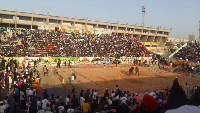 Le stadium Iba Mar Diop n'accueillera plus de combat de lutte.