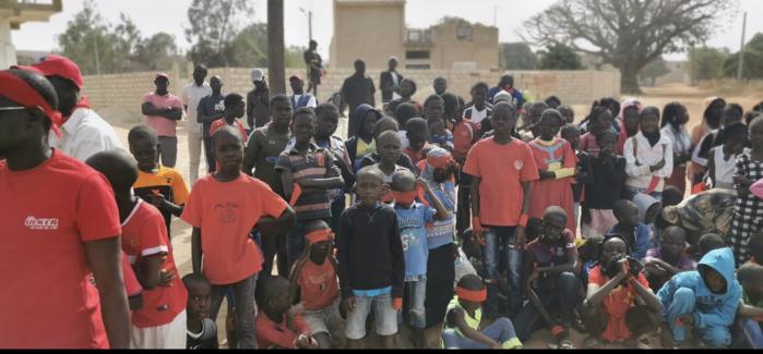 Popenguine : Les populations dans la rue pour exiger le départ du directeur d'école.