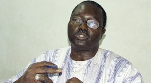 Alé Lô démissionne: le Parti démocratique sénégalais (Pds) se vide de son sang.
