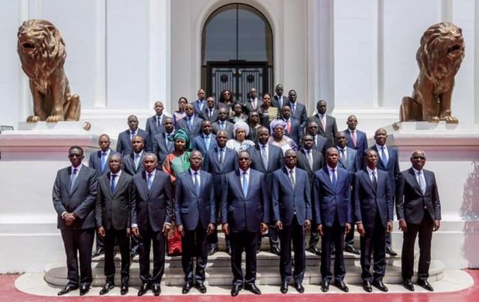 Communiqué du conseil des ministres du mercredi 20 Janvier 2020