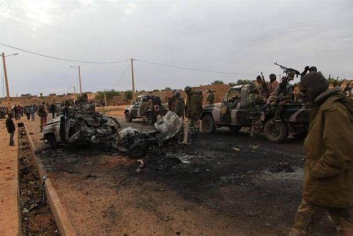 Mali : Quinze civils tués à Douentza...