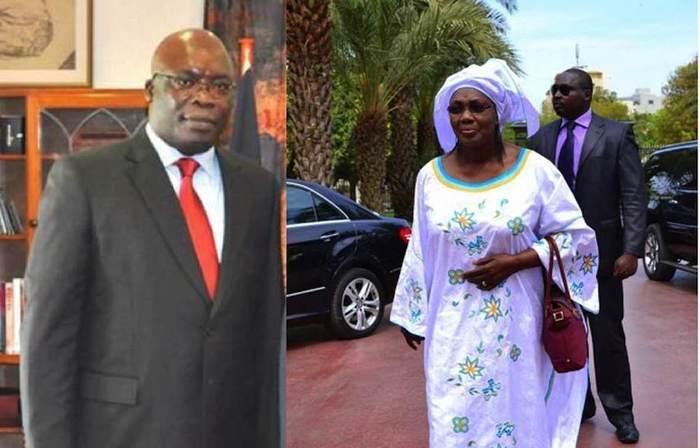 Abdou Aziz Mbaye - Aminata Tall: la guerre au palais