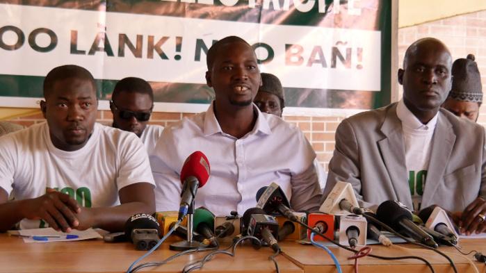 Visite de proximité à Sahm: Après l'arrestation de ses membres, le collectif Niô Làank dénonce...