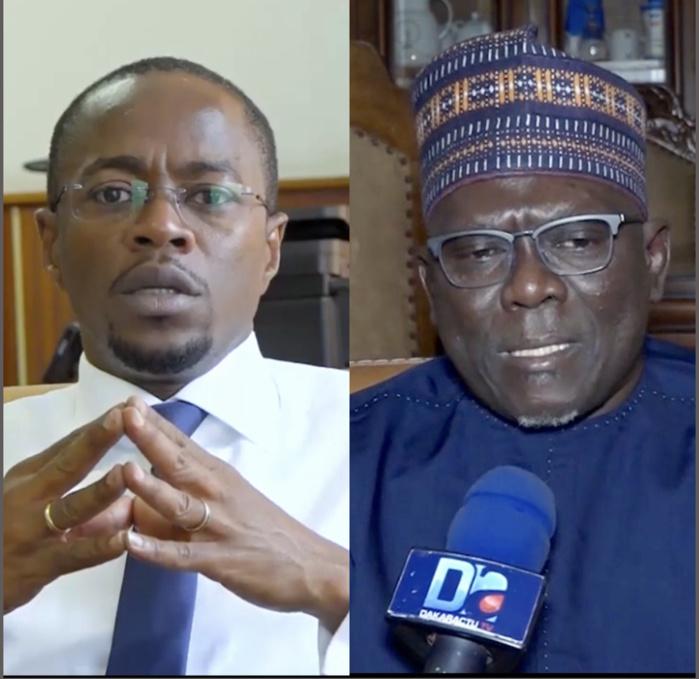 Sorties contre l'APR : Abdou Mbow recadre Moustapha Diakhaté...