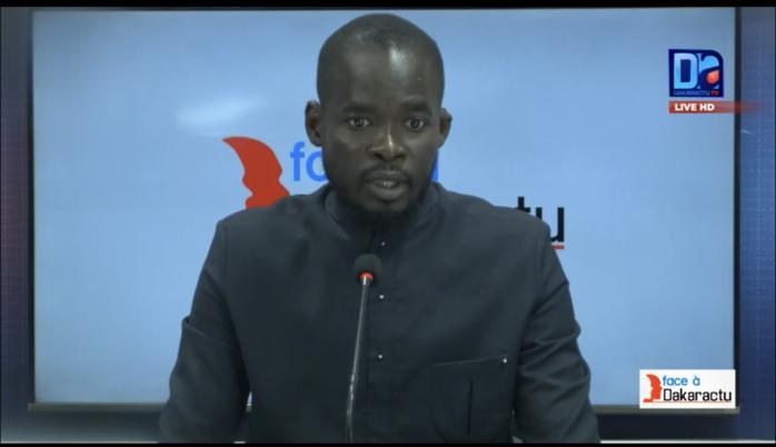 """Babacar Ba dans """"face à Dakaractu"""" : « Le dialogue national risque de n'aboutir à rien (...) On a comme l'impression que ... »"""