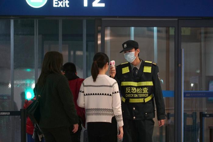 """Propagation du coronavirus en Chine : Le continent Asiatique en état ''d'alerte maximale"""" face à l'épidémie."""