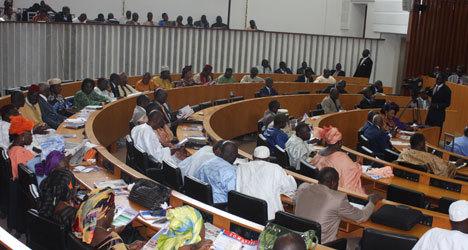 Présidence de l'Assemblée nationale: Les enseignants apréristes ont leur candidat.