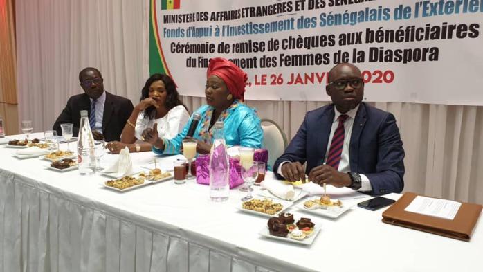 Financement des Femmes de la Diaspora : Le Président Macky Sall octroie 50 millions de FCFA aux Sénégalaises établies en Tunisie.