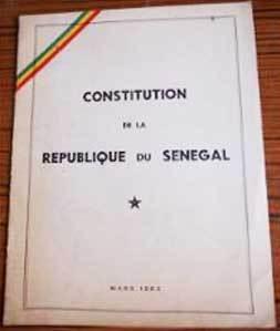 Réforme constitutionnelle: Mactar Guèye pour un référendum avant les législatives