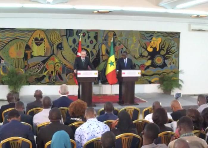 Volume des échanges commerciaux avec le Sénégal : Le président turc annonce un nouvel objectif d'un milliard de dollars.