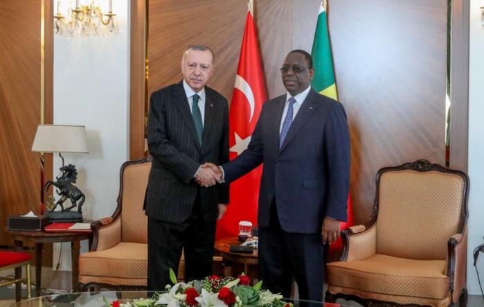 (Images) SÉNÉGAL- TURQUIE / Sept accords de coopération signés... Volonté matérialisée d'avoir des échanges commerciaux plus intenses.