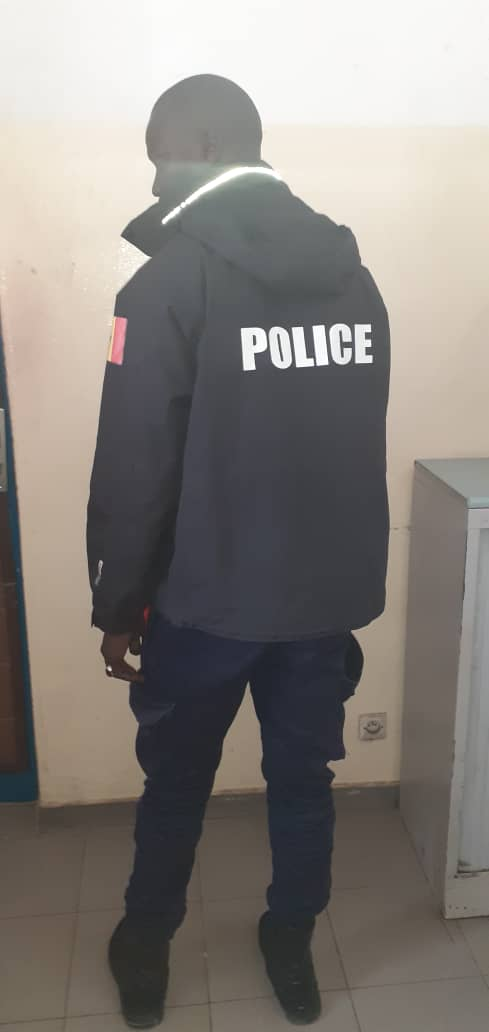 Usurpation de fonction : Un faux policier arrêté au niveau du croisement de Cambérène.