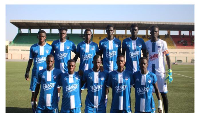 8ème journée Ligue 1 : Dakar Sacré-Cœur corrige Mbour PC 3-0 devant son public.