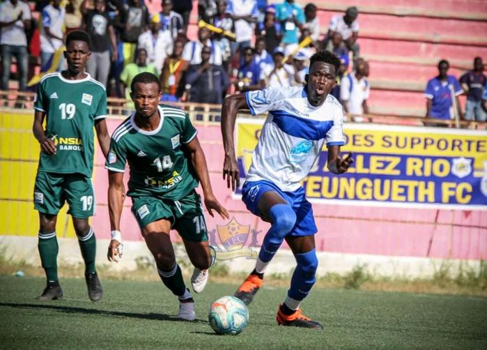 8ème journée Ligue 1 / Résultats et classement : Teungueth FC perd du terrain, Dakar Sacré-Cœur revient en force, Génération Foot sombre…