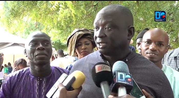 Seydou Sané (Président Casa Sports) : « Je suis prêt à rencontrer le président de l'AS Pikine… Nous sommes prêts à les accueillir à Ziguinchor »
