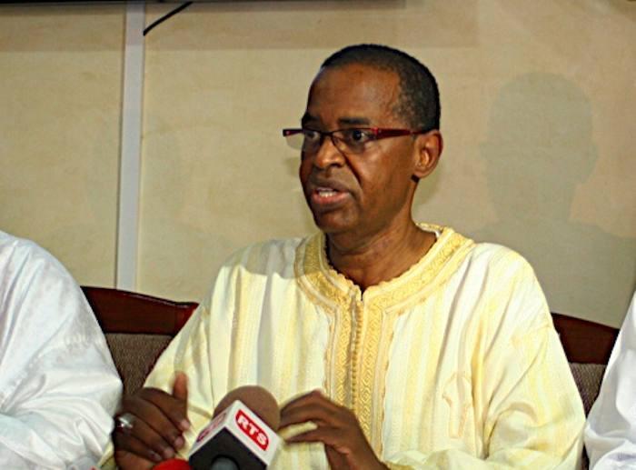 Sidy Lamine Niasse s'invite à la réunion du directoire de l'APR