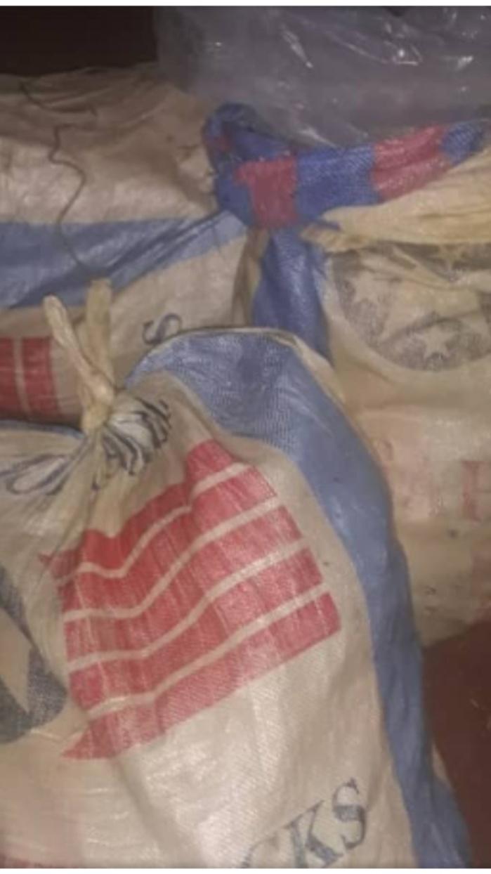 Kédougou : La Douane a saisi 135kg de Cyanure, un produit toxique...