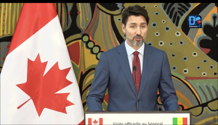 Accès des Étudiants sénégalais au Canada : Les précisions rassurantes de Justin Trudeau.