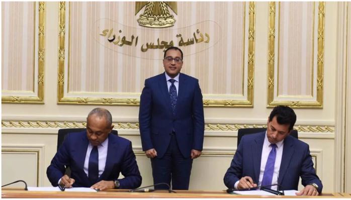 Signature d'un accord de siège : Le gouvernement Égyptien renforce les prérogatives de la CAF.