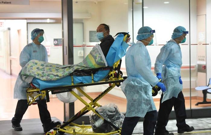 Coronavirus : De nouveaux chiffres portent le bilan en Chine à près de 60 000 cas confirmés et au moins 1 355 morts.