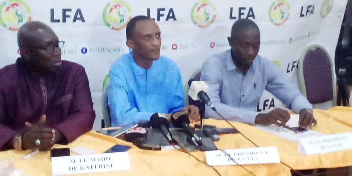 Kaffrine / Réunion de la ligue de football amateur : Le conseil d'administration durcit les sanctions contre les pratiques occultes.