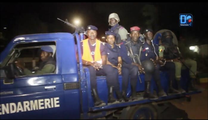 Ziguinchor : Plusieurs interpellations et saisies dans une patrouille mixte police-gendarmerie...