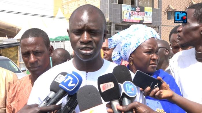 TOUBA / Docteur Babacar Diop pêche dans la défunte coalition Madické-Président.