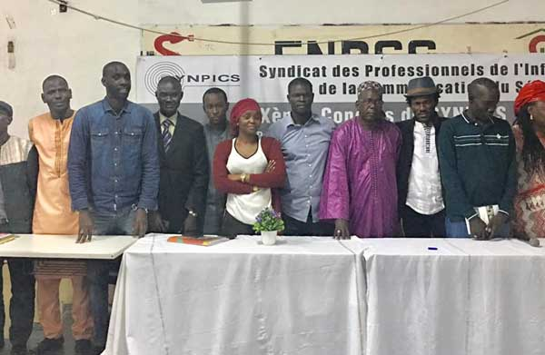 Motion de soutien du Bureau Exécutif National au camarade Ahmadou Bamba Kassé.