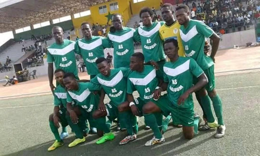 Football (N1) : Ibrahima Diouf, nouveau coach de l'As Saloum.