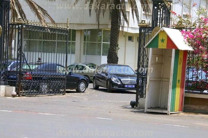 Le casse-tête des bureaux et des véhicules à la présidence de la République.