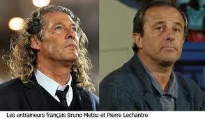 """Pierre Lechantre à Bruno Metsu: """"Il ferait bien de se taire."""""""