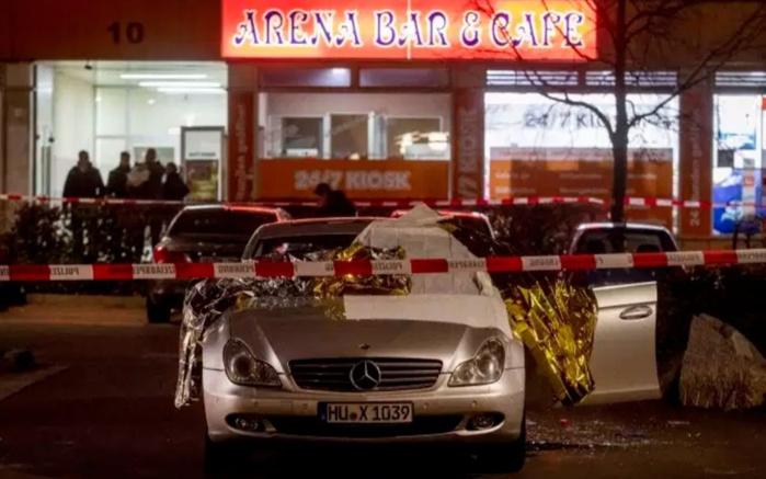 Allemagne : 9 morts après deux fusillades dans des bars à chicha à Hanau, le parquet anti-terroriste reprend l'enquête