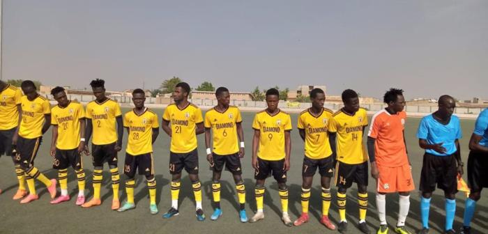 Kaolack / National 1 amateur : TP Diamono signe sa première victoire devant Assur de Richard Toll par 2 buts à 1.