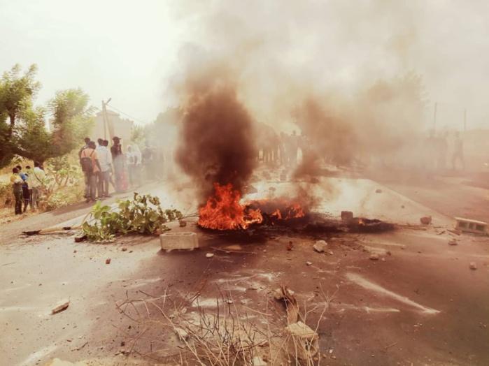 Kaolack : Ça chauffe à l'Ussein... 6 étudiants arrêtés par les forces de l'ordre.