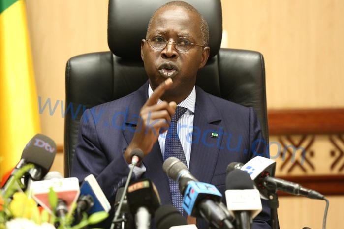 Rapports de la Cour des comptes : Boun Abdallah évoque ce qui empêche la justice de poursuivre les épinglés.