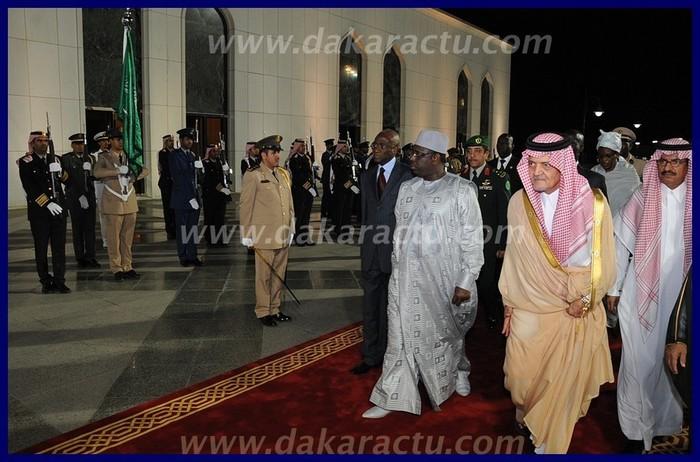 Revivez les temps forts de la visite du président Macky Sall en Arabie saoudite (Photos exclusives)