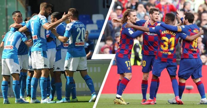 8ème de finale aller LDC : Le Barca affrontera le Napoli sans Kalidou Koulibaly.