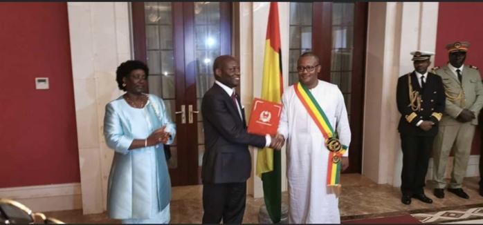 Guinée Bissau : Le président élu Umaro Sissoco Embalo a prêté serment