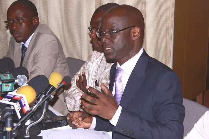 Sénégal : Thierno Alassane Sall - Cheikh Amar: La guerre.