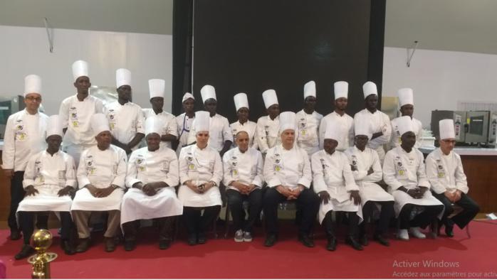 Bocuse d'or Sénégal : 8 candidats sur le starting-block pour la première place de la Sélection nationale.