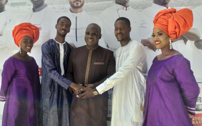 Bocuse d'Or Sénégal : La promesse de Mbagnick Diop au «meilleur chef Gastronomique»