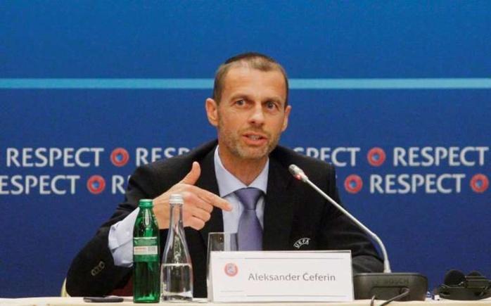 Euro 2020 : Le président de l'UEFA refuse de parler d'annulation malgré la menace du Covid-19.