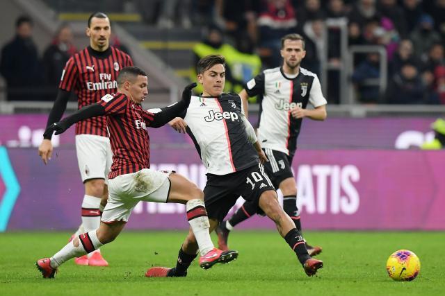 Demi-finale Coupe d'Italie : Le match Juventus - Milan AC reporté à cause du Covid-19.