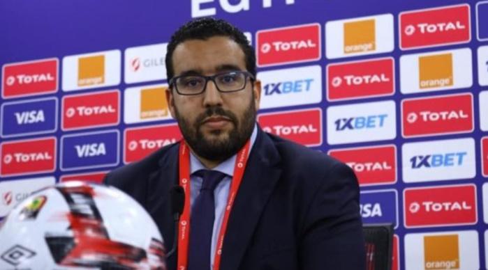 CAF : Abdelmounaïm Bah nommé Secrétaire Général par intérim.