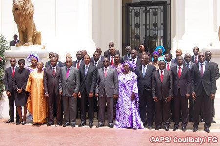 Sénégal: le retour des «ministres-conseillers» (Amadou Amath)