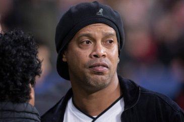 Ronaldinho serait entré au Paraguay avec un faux passeport.